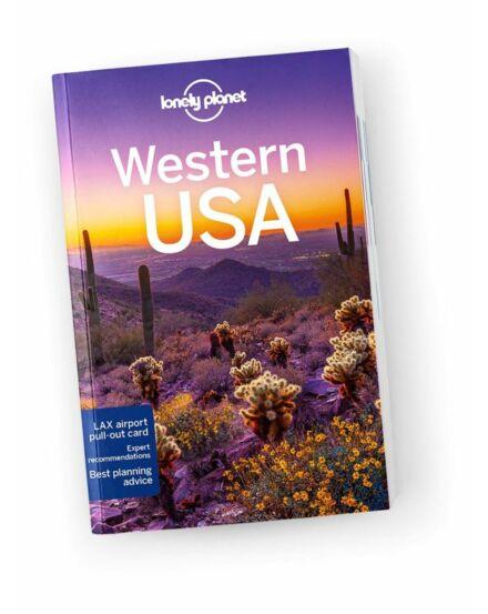 Cartographia  - USA útikönyv Lonely Planet