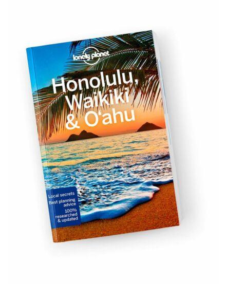 Cartographia  - Honolulu, Waikiki, Oahu útikönyv (angol) Lonely Planet