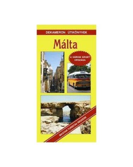 Cartographia  - Málta útikönyv