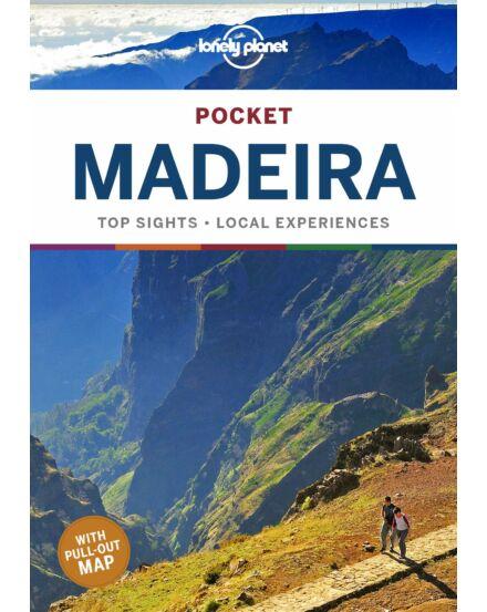 Madeira Pocket útikönyv (angol) Lonely Planet