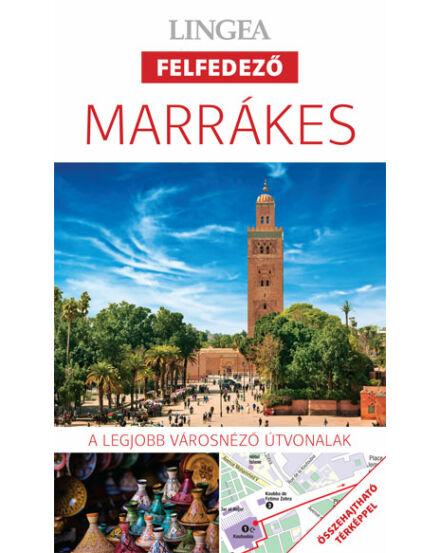 Marrakes felfedező útikönyv + tkp
