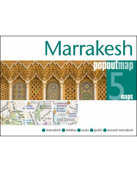 Cartographia  - Marrakesh várostérkép