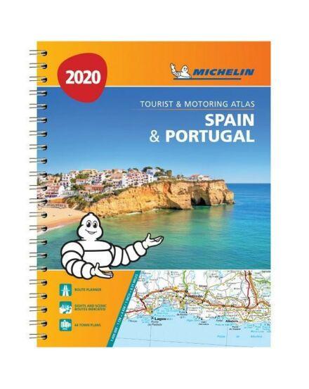 Spanyolország, Portugália atlasz