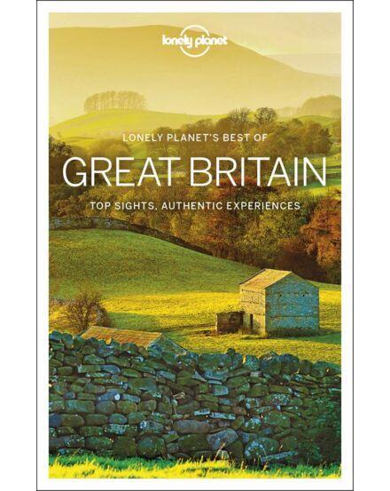 Nagy-Britannia _Best_of_útikönyv_(angol)