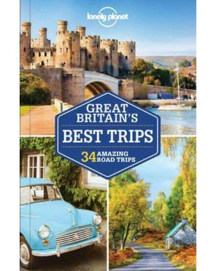 Nagy-Britannia _Best _trips__útikönyv_(angol) Lonely Planet