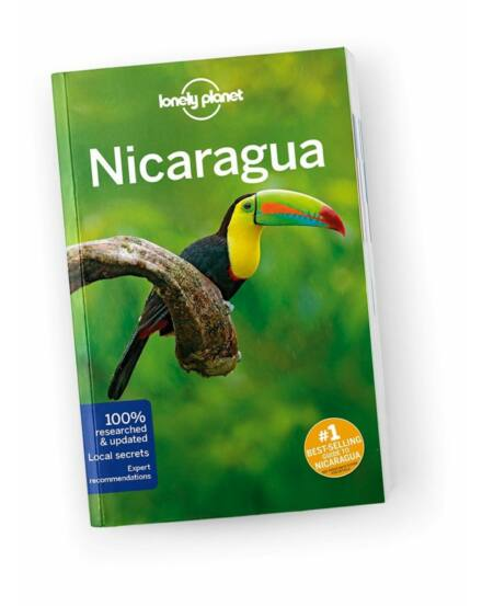 Cartographia  - Nicaragua útikönyv Lonely Planet