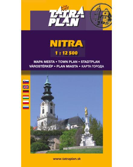 Nyitra (Nitra) várostérkép