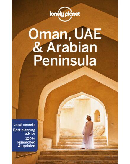 Omán, Arab-félsziget útikönyv (angol) Lonely Planet