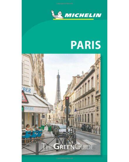 Párizs útikönyv (angol)