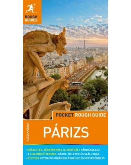 9789634472056  Párizs (Pocket Rough Guides) útikönyv térképmelléklettel Cartographia