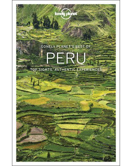 Peru útikönyv (angol) Lonely Planet