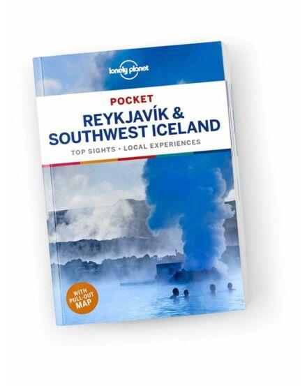 Cartographia  - Reykjavik Pocket útikönyv (angol) Lonely Planet