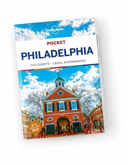 Cartographia - Philadelphia Pocket útikönyv Lonely Planet