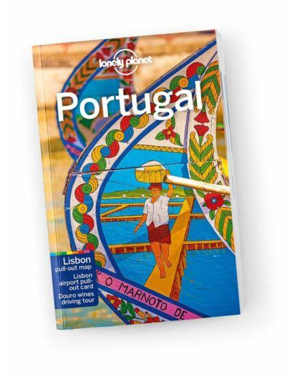 Cartographia  - Portugália útikönyv Lonely Planet