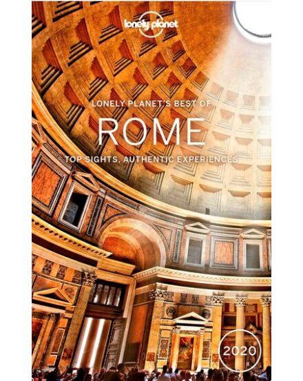 Cartographia  - Róma best of útikönyv (angol)
