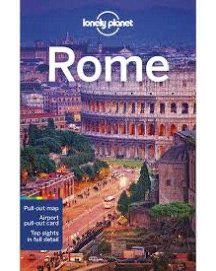 Róma útikönyv (angol) Rome Lonely Planet