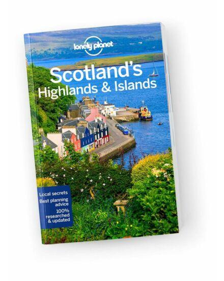 Cartographia  - Skót Felföld és tavak útikönyv (angol)