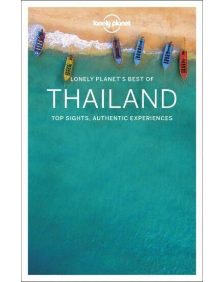 Thaiföld _Best _of_útikönyv_(angol) Lonely Planet