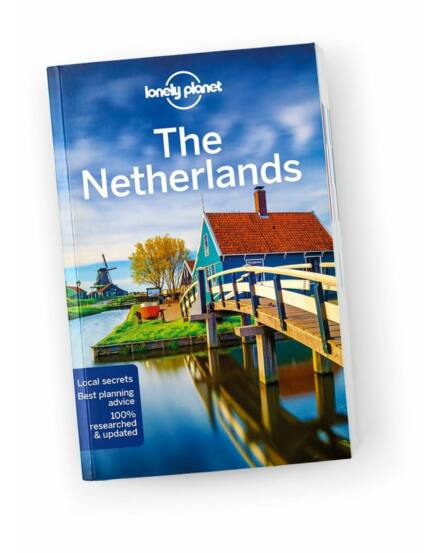 Hollandia útikönyv (angol) Lonely Planet