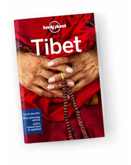 Cartographia  - Tibet útikönyv (angol)