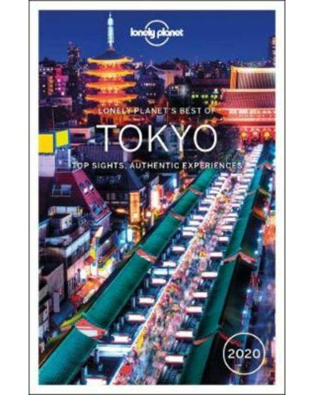 Tokió_Best _of_útikönyv_(angol) Lonely Planet