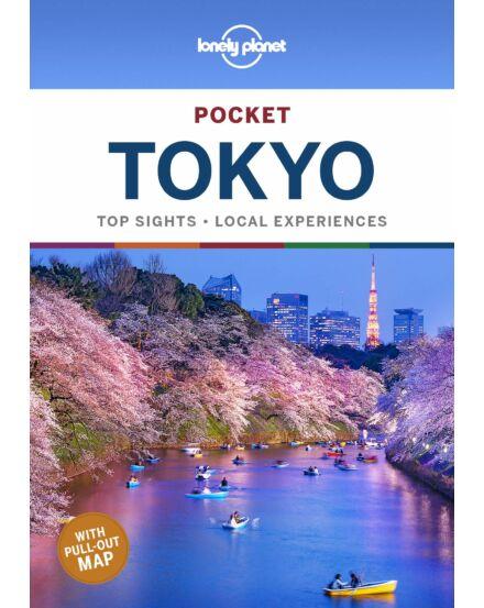 Tokió_Pocket_útikönyv Lonely Planet