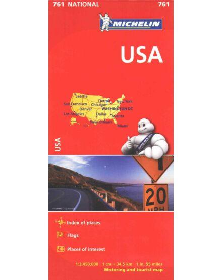 Cartographia  - USA térkép (761)