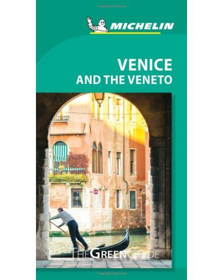 Velence útikönyv (angol) Michelin