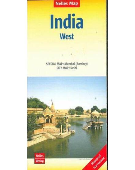 Nyugat - India térkép