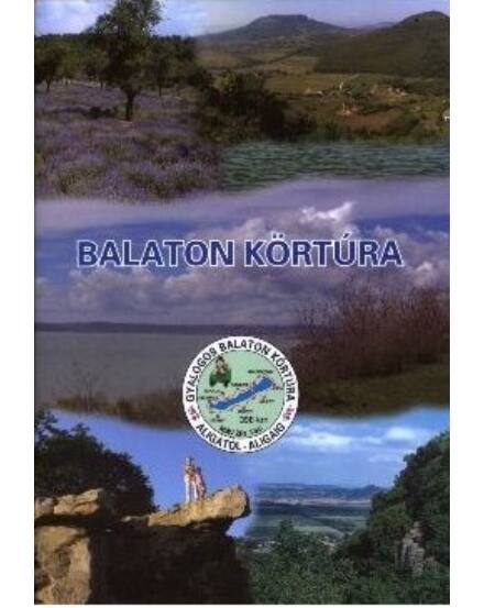 Balatoni körtúra igazolófüzet