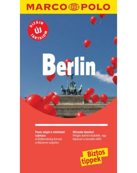 Cartographia  - Berlin útikönyv