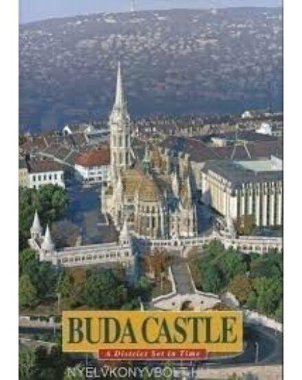 9789631355147 Budai Várnegyed Buda Castle Corvina Cartographia