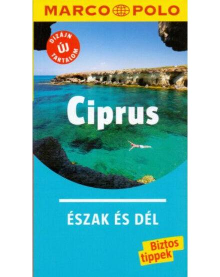 Cartographia  - Ciprus - Észak és Dél útikönyv