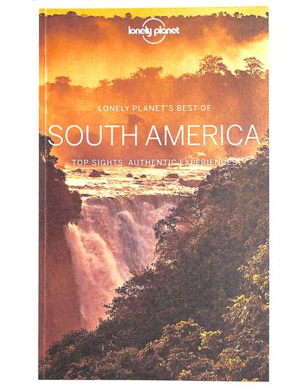 9781788684729 Dél-Amerika (Best of) útikönyv (angol) Lonely Cartographia
