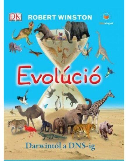 Evolució Darwintól a DNS-ig
