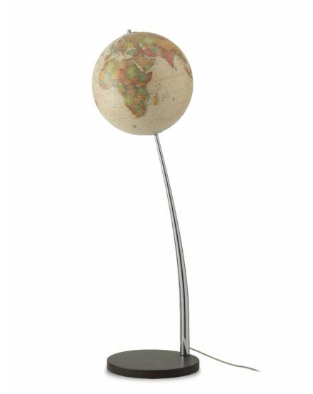 Földgömb VERTIGO ANTIQUE 37 cm - világító, duó, álló