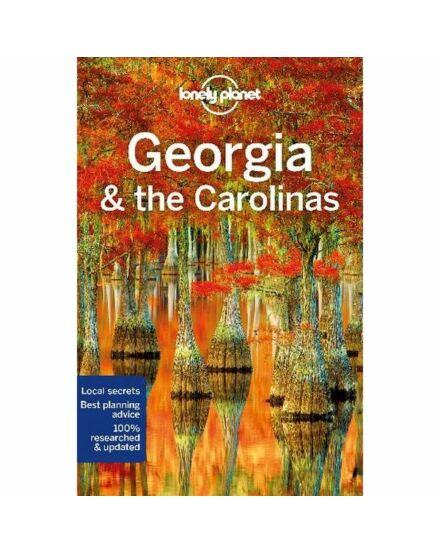 USA _áll._Georgia/Carolina-útikönyv -(angol) Lonely Planet