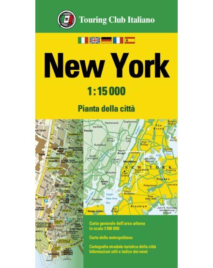 Cartographia  - New York várostérkép