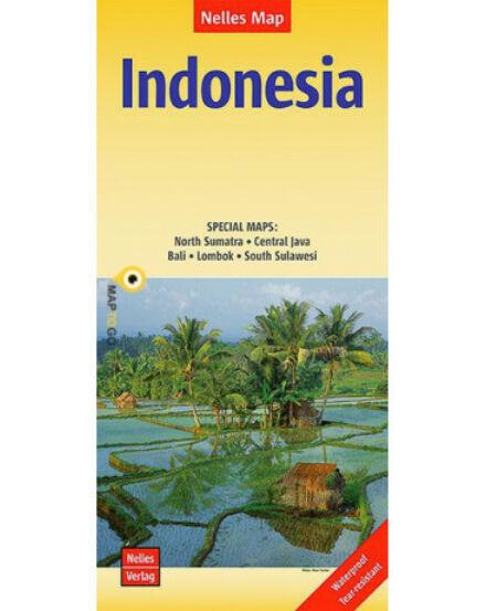 Cartographia  - Indonézia térkép