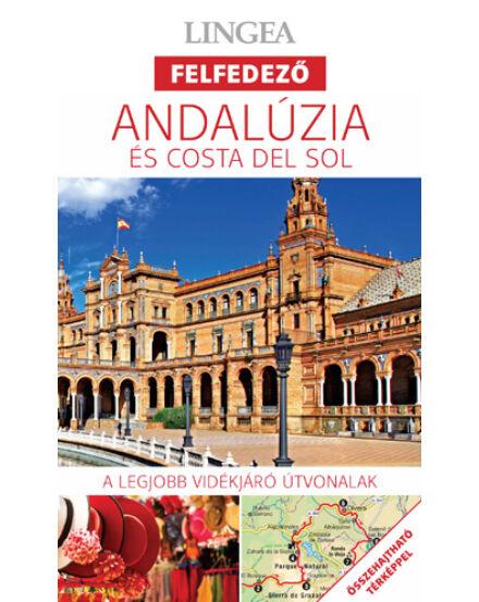 Cartographia  - Andalúzia és Costa del Sol felfedező útikönyv térképmelléklettel