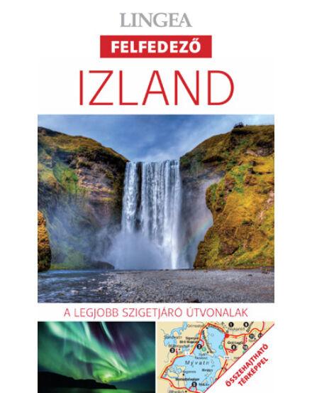Cartographia  - Izland felfedező útikönyv térképmelléklettel