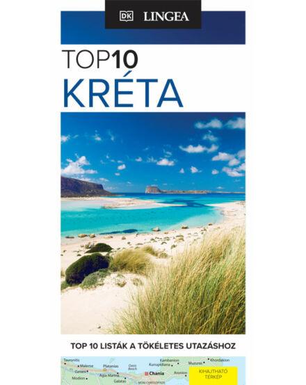 9789635050406 Kréta útikönyv (TOP 10) Lingea Cartographia