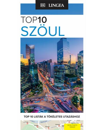 9789635050383 Szöul útikönyv (TOP 10) Lingea Cartographia