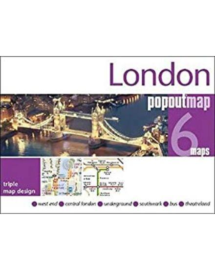 London várostérkép