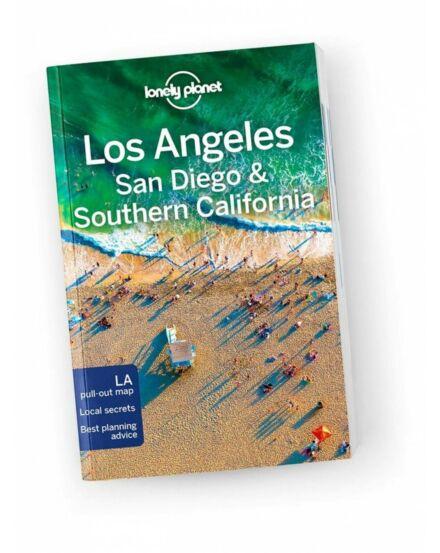 Cartographia  - Los Angeles és Dél-Kalifornia útikönyv (angol) Lonely Planet