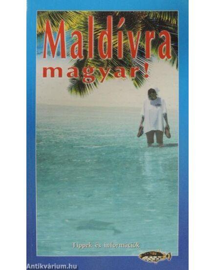 Maldívra magyar! útikönyv