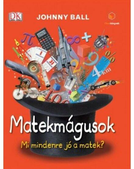 9789633040935 Matekmágusok - Mi mindenre jó a matek? HVG Cartographia