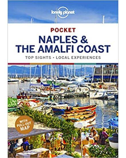 9781788681162  Nápoly és az Amalfi-part Pocket útikönyv (angol) Lonely Cartographia