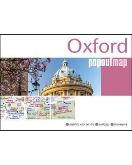 Cartographia  - Oxford várostérkép