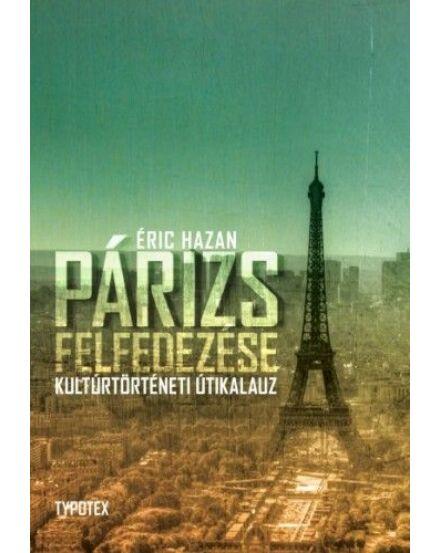 Párizs felfedezése könyv